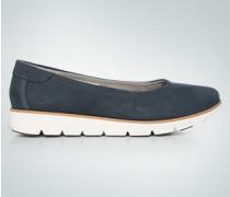 Schuhe Slip Ons aus Leder