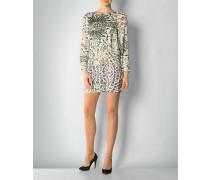 Kleid im floralem Print