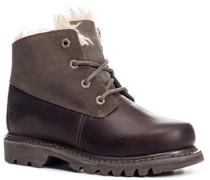 Schuhe Pouty, Leder