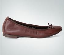 Schuhe Ballerina im Vintage-Look