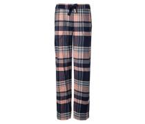 Pyjamahose aus Flanell