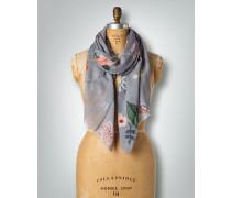 Schal im floralem Dessin