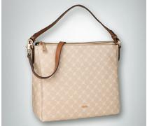 Hobo Bag aus Kunstleder