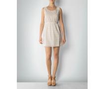 Kleid mit Häkelspitzen-Einsatz