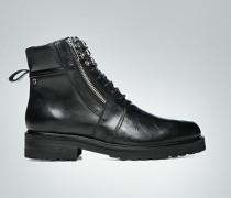Schuhe Boots im Biker-Stil