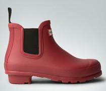 Schuhe Gummistiefel im Chelsea Boots-Stil