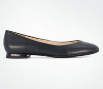 Schuhe Ballerina aus Lammleder