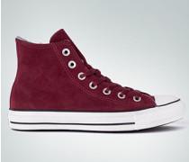 Schuhe Chuck Taylor bordeaux