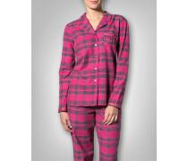 Pyjamashirt aus Flanell