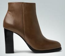 Schuhe Ankle Boots aus Leder