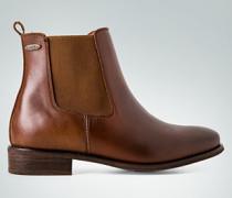 Schuhe Chelsea Boots mit Elastik-Einsätzen