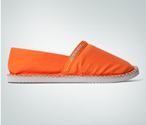 Schuhe Espadrilles in modischer Farbe