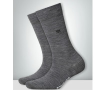 Socken Socke 'Bloomsbury' im 3er Pack