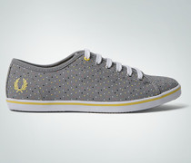 Schuhe Sneaker im Polka-Dot Design