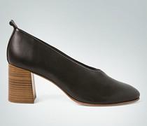 Schuhe Pumps aus Rindleder