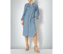 Kleid im Jeans-Look