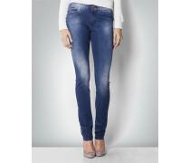 Jeans mit raffinierter Waschung
