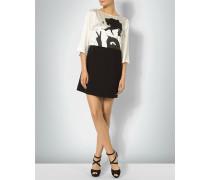 Shirt-Kleid mit Pop Art Print