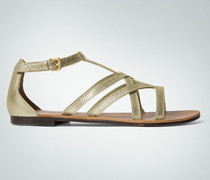 Schuhe Sandale aus Leder