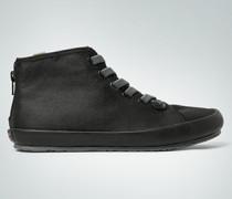 Schuhe Sneaker mit Kontrastschnürung