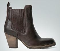 Schuhe Ankle Boot im rustikalen Look