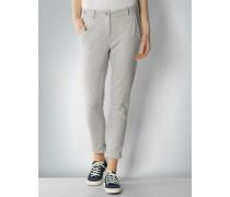 Jersey-Hose aus Baumwolle