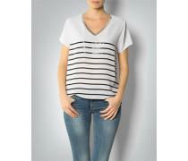 Shirt-Bluse mit Pailletten