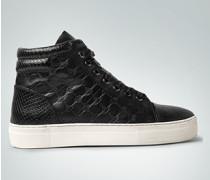 Schuhe Sneaker mit Allover-Print