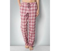 Nachtwäsche Pyjama-Pants aus Flanell