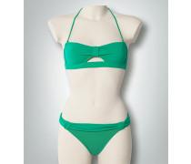 Bademode Bikini mit Raffdetails