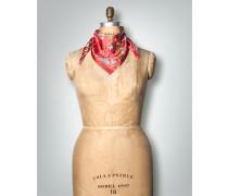 Schal Seidentuch mit floralem Druck