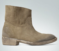 Schuhe Stiefelette im Vintage-Look