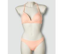 Bademode Bikini mit Raffungen