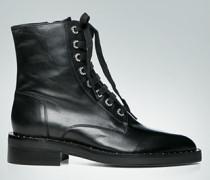 Schuhe Boots mit Nietenbesatz