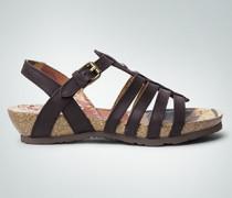 Schuhe Sandalen aus Nappaleder