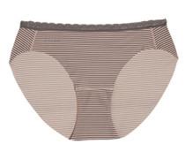 Wäsche Bikini Slip mit feiner Borte