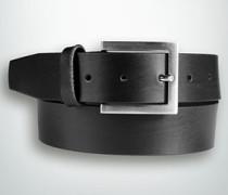 Gürtel Ledergürtel in klassischem Design