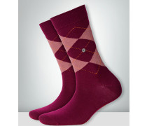 Socken Socken mit Glitzereffekt
