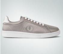 Schuhe Sneaker in Satin-Optik