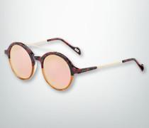 Brille Sonnenbrille in Marmor-Optik