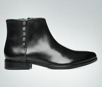 Schuhe Stiefelette aus Leder