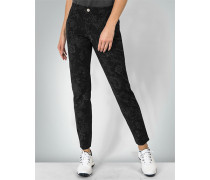 Golfhose Mona mit Muster