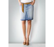Jeans-Rock in schmalem Schnitt