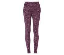 Nachtwäsche Pyjamapants im Ethno-Look
