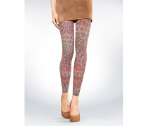 Feinstrümpfe Leggings Oriental Dreams