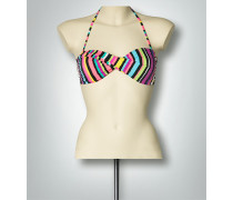 Bademode Bikini-Top in Twist Bandeau Form