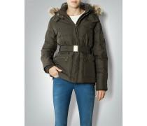 Daunen-Jacke im sportiven Stepp-Design