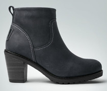 Schuhe Stiefelette warm gefüttert