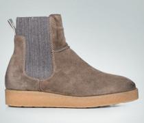 Schuhe Stiefelette mit Kreppsohle