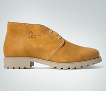 Schuhe Stiefelette aus Waterproof Nappaleder